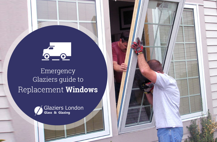 Glazier London guide to Replacement Windows