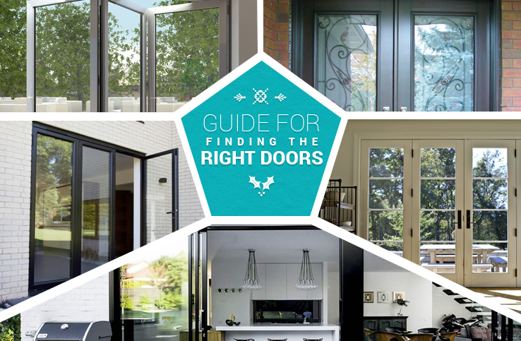 Guide for finding the right Doors for Your House