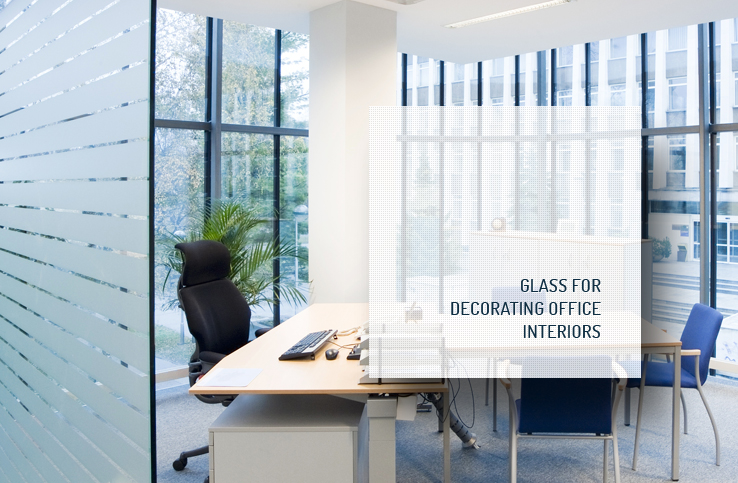 Superb Reasons to Choose Glass for Decorating Office Interiors