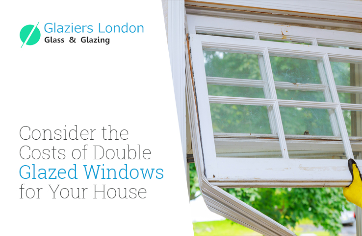 Costs of Double Glazed Windows for Your House