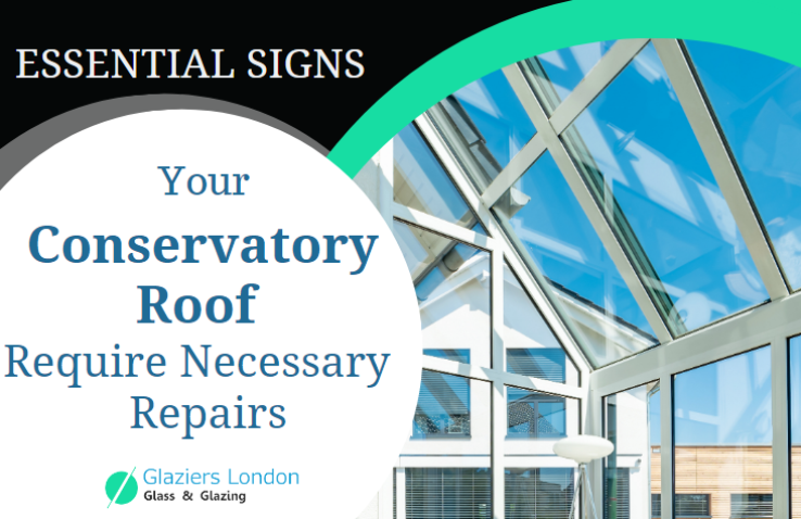 Signs You Require Conservatory Roof Repairs
