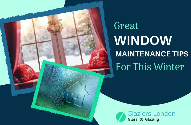 Window Maintenance Tips for This Winter
