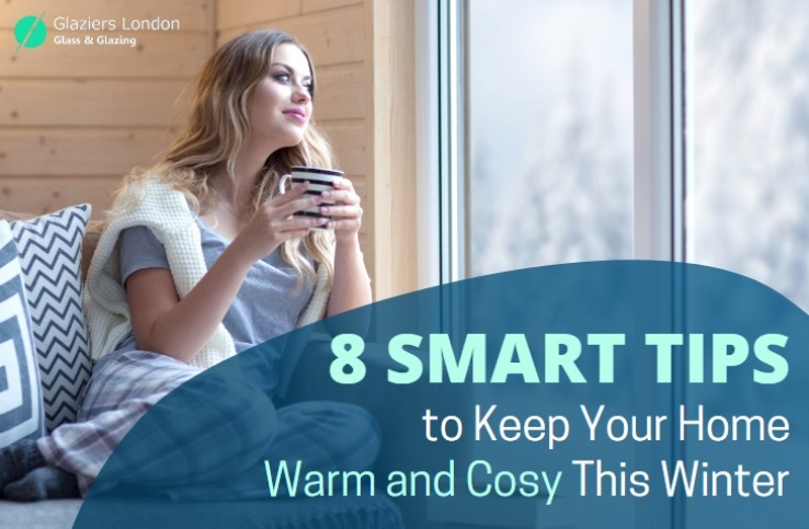How to You Keep Your Home Warm and Cosy This Winter