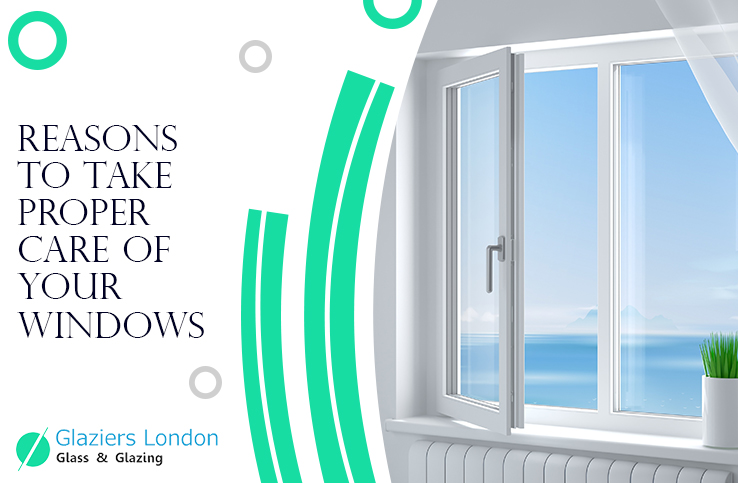3 Major Reasons You should Take Proper Care of Your Windows